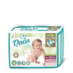 Детские подгузники Dada Extra Soft 4+ MAXI+ (9-20