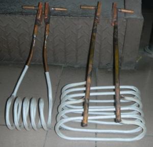 Индуктор для кузнечного нагрева одно- и двухместный