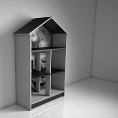 Кукольный дом серия «Престиж Макси» Двухцвет