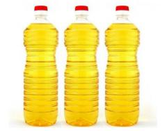 Vegetable oil unconditioned