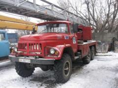 Vezdekhod-Avtovyshka Telescopic Al30m (131)!!!