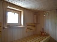 Saunas Finnish of an aspen