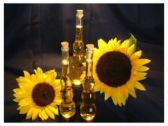 The sunflower oil overroasted
