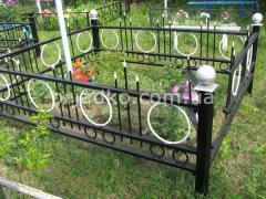 Ограда, декоративная ограда