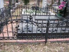 Ограда на могиле, ограды для могилы в Киеве
