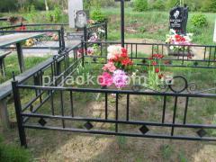 Изготовление ограды