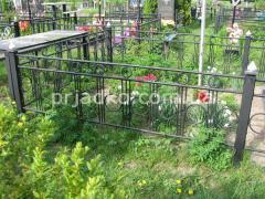 Продажа оград на могилу