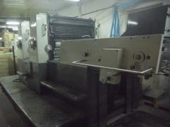 MAN MILLER TP-104/2C printing machine