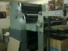 Sheet offset MAN Miller SC 29 printing machine