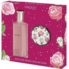 Подарочный набор для женщин Yardley English Rose