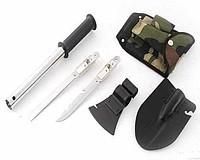 All-purpose tourist spatula 5v1