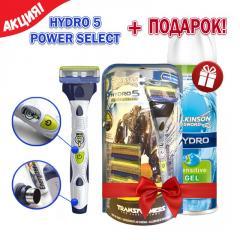 Wilkinson Sword Hydro 5 Power Select Transformer +