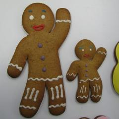 Gingerbreads to order price Kiev