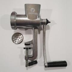 Мясорубка ручная алюминиевая МА-С полированная