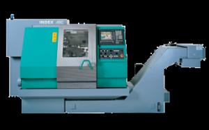 Компактный прутковый автомат для универсальных