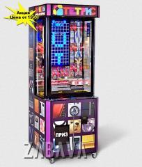 Игровой автомат Тетрис - призовой автомат, игровой