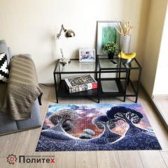 Придверный коврик с рисунком ВОЛШЕБНЫЙ ЛЕС 750х1200 мм
