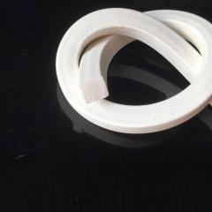 Силиконовый шнур пористый квадратного сечения, 10х10 мм