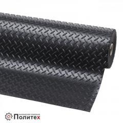 КВИНТЕТ Рулонное противоскользящее резиновое покрытие