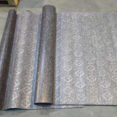 Паронит лист армированный сеткой ПА 4,0х1500х500 мм ГОСТ 481-80