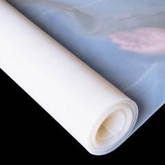 Силиконовая мембрана для вакуумного пресса, толщина 3,0 мм, шир.рул. 1800 мм