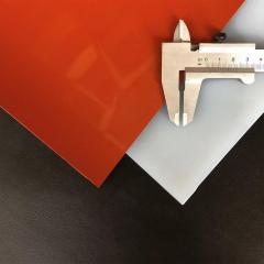 Силиконовый лист не пористый 380x500x10 мм