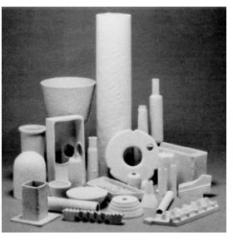 Вакуум-формованные материалы KAOWOOL VF SHAPES