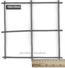 100 x 100 x 3 (2 x 1,0 m) takviye için kafes