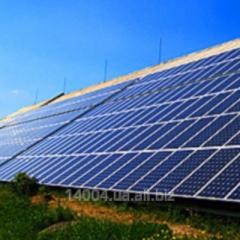 Солнечная панель Sunrise Solartech 235Вт