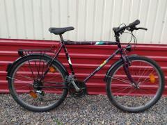 Велосипед бу из Германии Гранитный-KENHILL 26/21