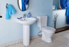 Toilet bowls compacts, TM Colombo wash basins