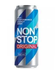 Non Stop, Original, 0,5 л, Напиток энергетический