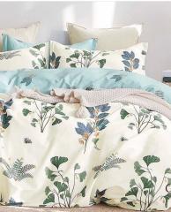 Комплект постельного белья Папоротник Євро