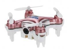 Квадрокоптер с камерой Wi-Fi Cheerson CX-10W нано