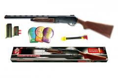 Игрушечное ружьё на пульках Edison Giocattoli Mike