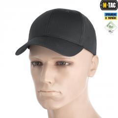 M-Tac бейсболка Elite Flex рип-стоп Dark Grey