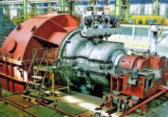 Запчастини для турбін ДО-200, ДО-300 і ін.