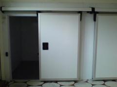 Doors are refrigerating, to buy Ukraine
