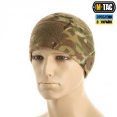 M-Tac шапка Watch Cap флис (260г/м2) с липучкой MC