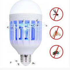 Светодиодная лампа приманка для насекомых Zapp