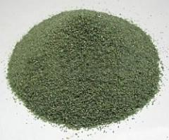 Silicon carbide green