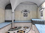 Хамамы из мозаики