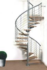 Лестницы винтовые ATRIUM SYSTEM