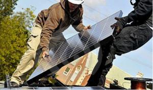 Solar batteries, turnkey solar photo-electric