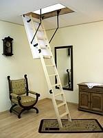 Ladders are garret, Poltava