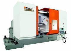 5 осевой вертикальный фрезерный обрабатывающий центр с ЧПУ Victor Vcenter-X300 Тайвань, с комбинированным рабочим столом, для обработки деталей типа корпус, плоских поверхностей, рычагов, фланцев, прессформ, 5-осевая обработка