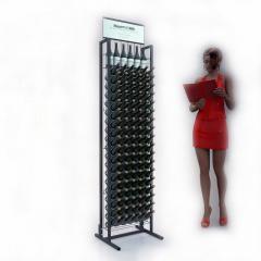 Стойки для бутылок вина