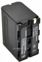 Аккумулятор NP-F970 (NP-F960) для LED света...