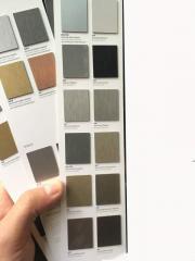Металізовані декоративні покриття