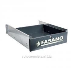 Ящик для стола черного цвета с системой закрытия